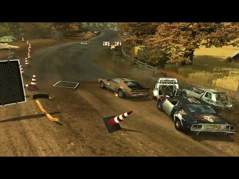 flatout 3 : race with replay 10 with my car of splitter