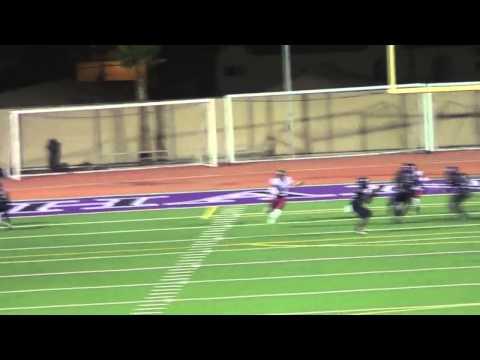 Manny Ramirez 2014 - Downey High School Football