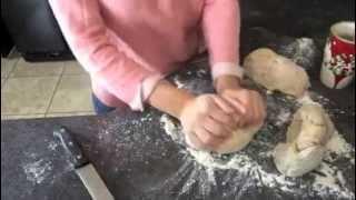 How To Make Oatmeal Bread - Saturday Recipes - Davis Clan