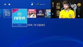 ESPERANDO LA DEMO DE FIFA 19 EN DIRECTO