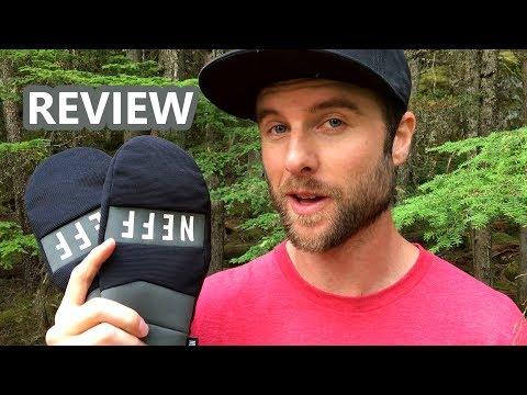 The Best Snowboard Mitten For Grabs? Neff Ripper Mitten Review