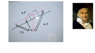 簡単、誰でも物理学 第5回 ガウスの最小束縛の原理 thumbnail