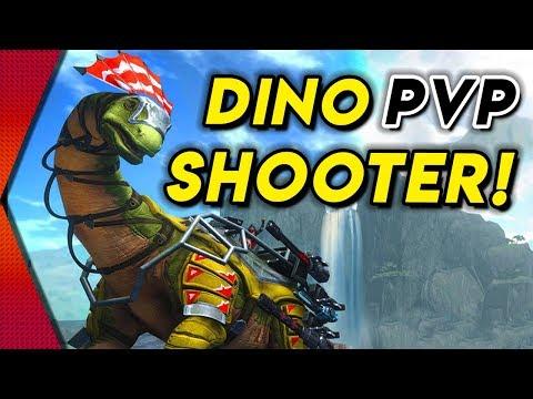 Full Metal Monsters - ONLINE PVP MOBILE DINOSAUR SHOOTER!   MGQ Ep. 347