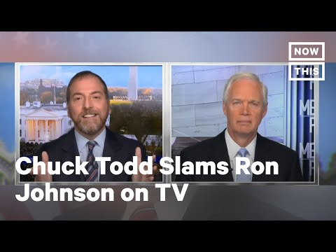 Critics slam Sen. Ron Johnson for unfounded claim that 'fake Trump ...