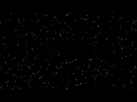 [10 Hours] Starlit Night Sky - Video & Heavenly Audio [1080HD] SlowTV