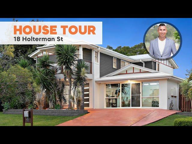 18 Holterman Crescent, Redbank Plains   House Tour   Chris Gilmour