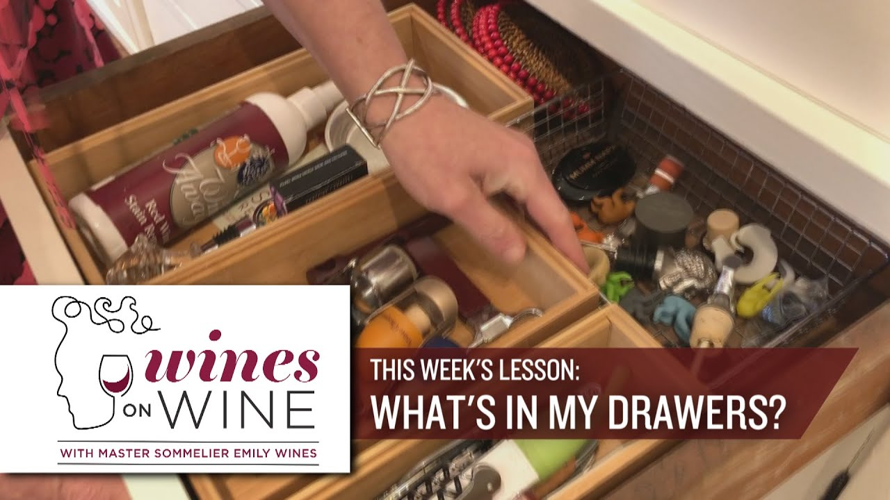 Wines on Wine - What's In Emily's Drawers?