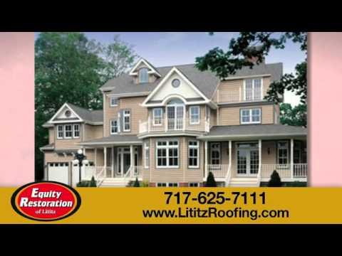 Roofing Lititz Pennsylvania - Equity Restoration of Lititz