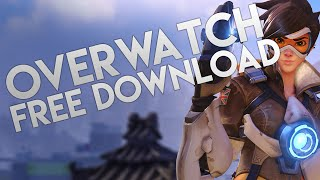 OVERWATCH FREE DOWNLOAD + MULTIPLAYER - OFFICIAL BATTLE.NET SERVERS!