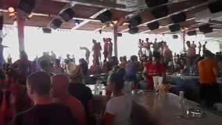 Mykonos, Paradise beach: Tropicana