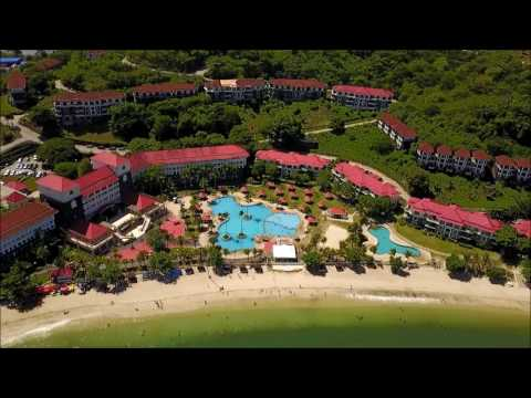 Canyon Cove Beach Club Nasugbu Batangas Philippines- Aerial Footage Droned by DJI Mavic Pro