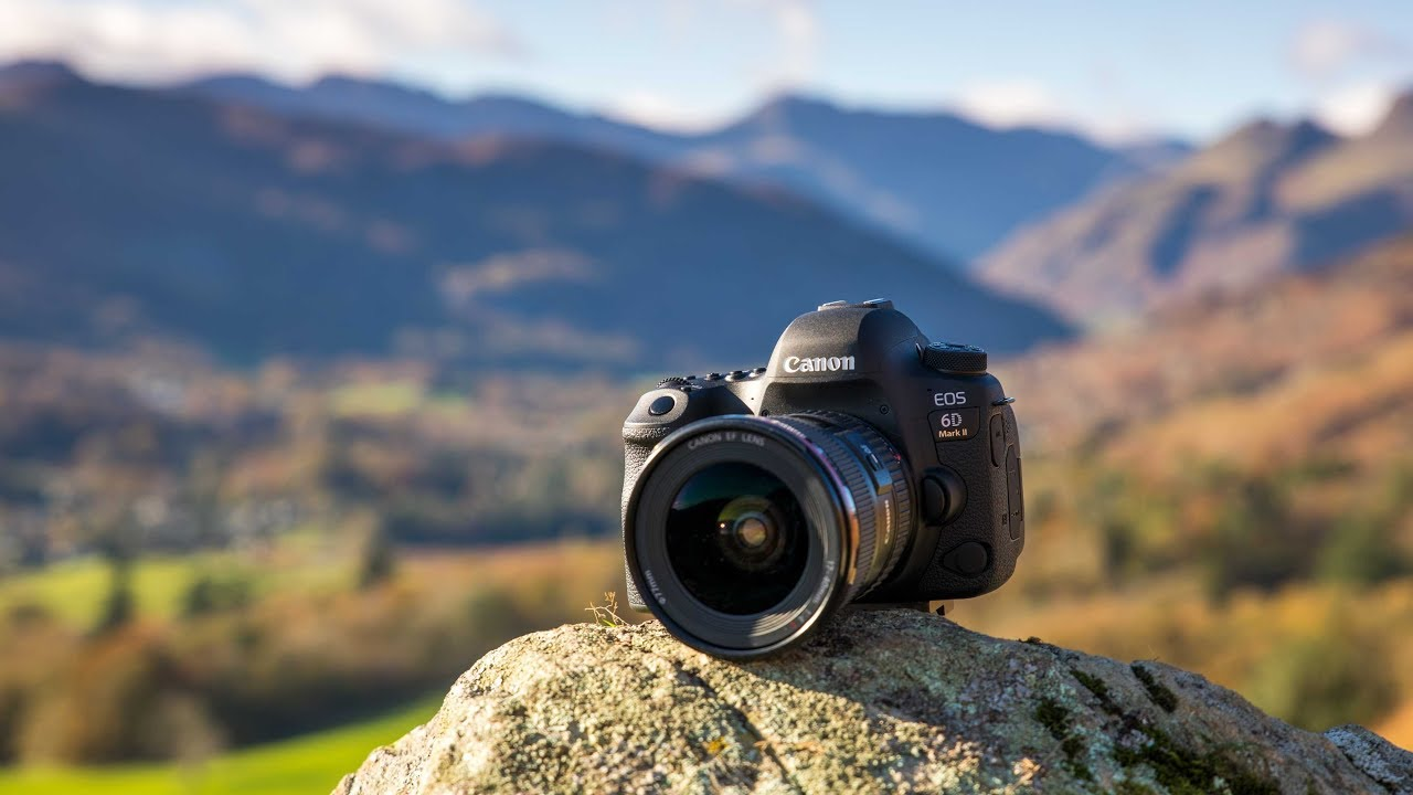 Canon 6D Mark II Real world Review — First Man Photography