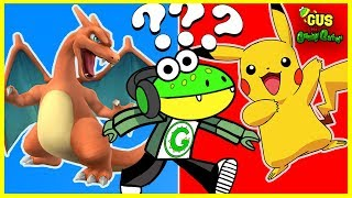 Roblox Would You Rather? Pikachu or Charizard Let's play with Gus the Gummy Gator