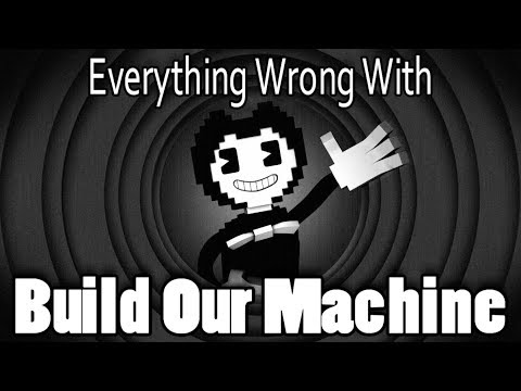 Everything Wrong With Build Our Machine (EnchantedMob) In 11 Minutes Or Less
