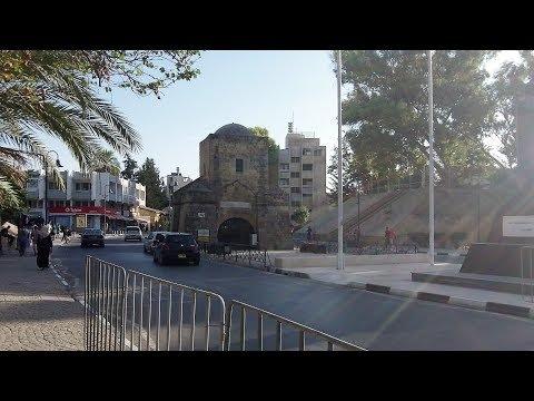 Walking in North Nicosia, Cyprus (Oct 20, 2017)