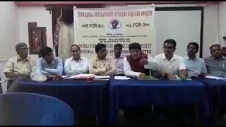 Job Security for Development Officers LICI demanded by TLDOWS in Kolkata Session