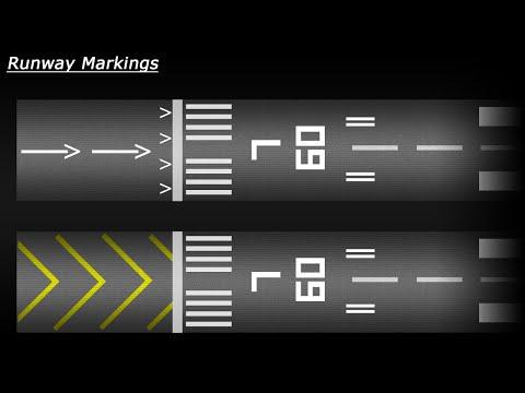 Runway Markings Explained