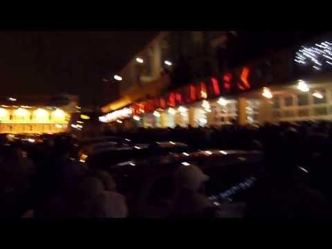 Сотни омичей пришли на распродажу в ДНС в Омске
