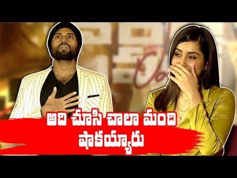 Many were shocked to see that:Raashi Khanna | Vijay Deverakonda | World Famous Lover Team Interview