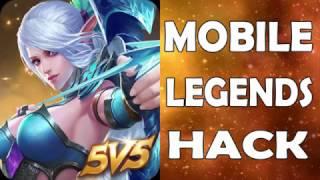 Mobile Legends Hack - Free Diamonds