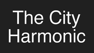 The City Harmonic - Strong (lyrics)