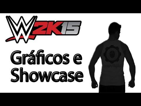 WWE 2K15 - Visual Concepts e Showcase