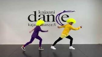 """Kajaani Dancen Yhteistanssihaaste vol 2 """"Funkytown"""""""