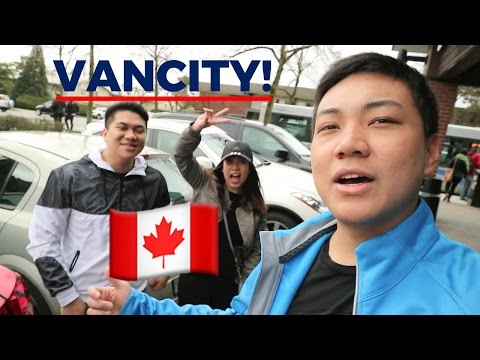 BACK IN CANADA! | Vancouver Vlog