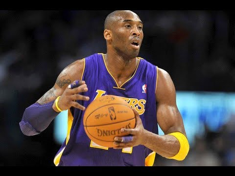NBA Kobe Bryant Mix HD
