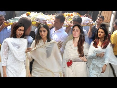 Bollywood Actresses Arriving