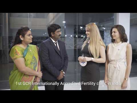 ARC International Fertility & Research Centre in India – GCR™ Internationally Accredited