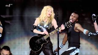 Madonna - Hung up (with Pantera _A New Level_ riffs) - Stick.mp4