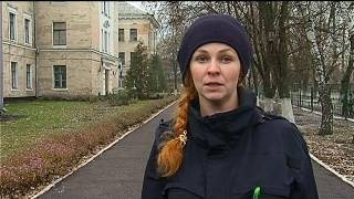 Патрульні поліцейські провели урок у 25-й школі