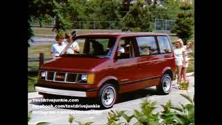1986 Ford Aerostar Promo2