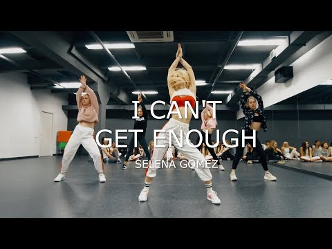 """I Can't Get Enough"" Selena Gomez, benny blanco, Tainy,  J Balvin / CHOREO BY ALEKTA JUDANCE TEAM Mp3"