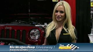 Magnaflow Wishes 4 Wheel Parts a Happy Birthday