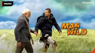 Man Vs. Wild with Bear Grylls and Prime Minister Narendra Modi | Behind The Scenes |12 Aug 9 PM