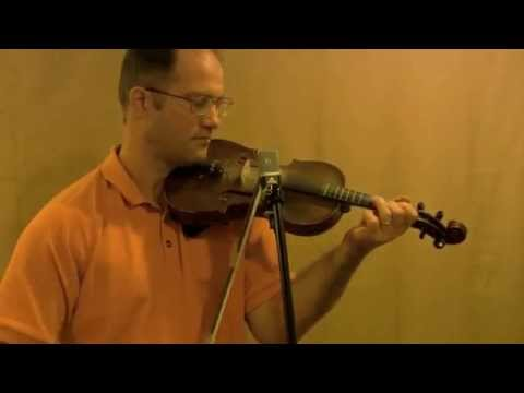 St. Anne's Reel on the fiddle - Don Messer style