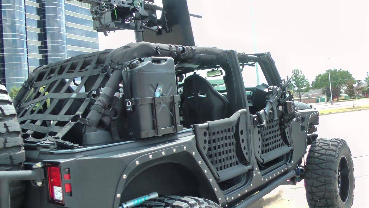 JEEP - 50 CALIBER - 1080P/60FPS - YouTube