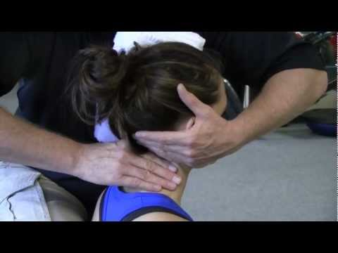 Spine: C2-C3 Extension Glide | Physical Therapy IAOM-US