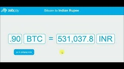 Current Rate Of Bitcoin In INR