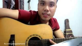 [Guitar] Hướng Dẫn: Đếm Ngày Xa Em (Only C) - Full hợp âm Tú Hoàng Guitar ★