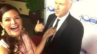James Cameron Fun interview at SMPTE Centennial Gala