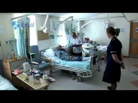 Nurse Mentoring On The Ward