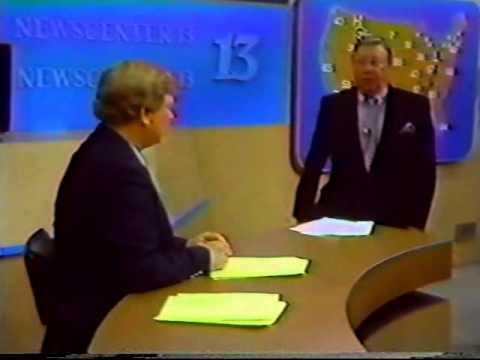 WMBB 10pm News, December 9, 1986