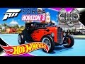 Forza Horizon 3  Gameplay | Hot Wheels | 1932 Ford Stunt Jumps! (PC Let's Play HD)