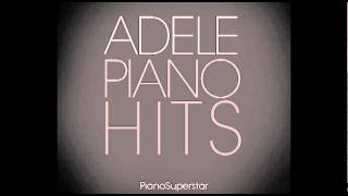 02 - Adele Piano Hits 2.Rumor Has It (Piano Version)