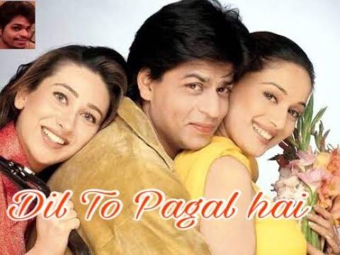 Dil To Pagal Hai | Full Title Song | Shah Rukh Khan | Madhuri Dixit | Karisma Kapoor| Akshay Kumar