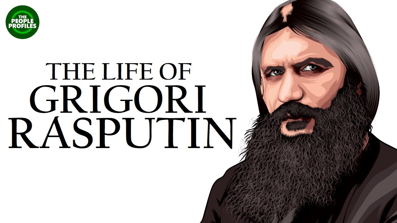Rasputin Biography - The life of Grigori Rasputin Documentary