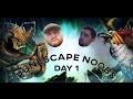 RuneScape Noobs: Day 1